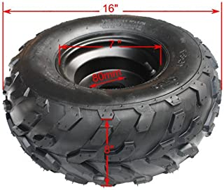 Best 110cc chinese atv tires Reviews