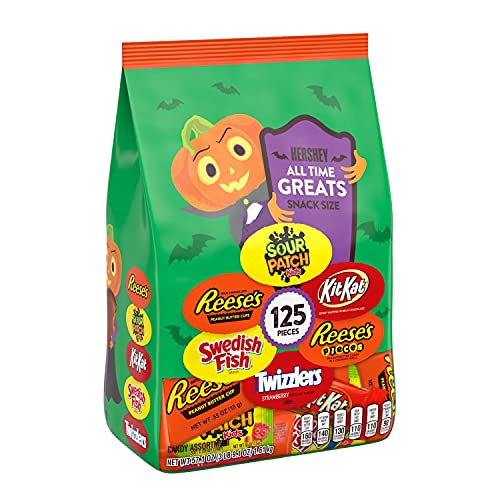 Variety pack of classic candy