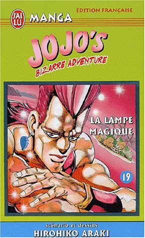 Jojo's Bizarre Adventure, tome 19 : La Lampe magique