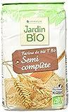Jardin Bio Farine de Blé Semi Complète T 80 1 kg