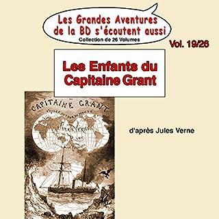 Couverture de Les Enfants du Capitaine Grant