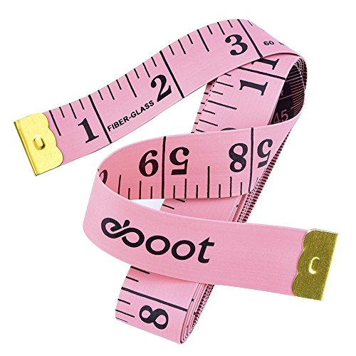 Nähen / Schneider Maßband 150cm - PINK - Rosa, 1 Stück
