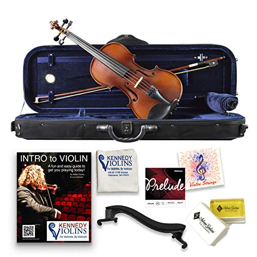 Bunnel Premier Clearance Student Violin Review