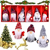 FORMIZON Decoraciones Navideñas GNOME, Colgantes de Árbol de...
