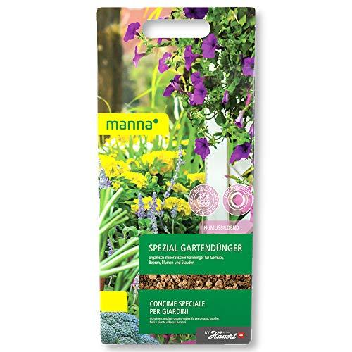 Hauert Manna® Spezial Gartendünger 20 kg Universaldünger Blumendünger Gemüse