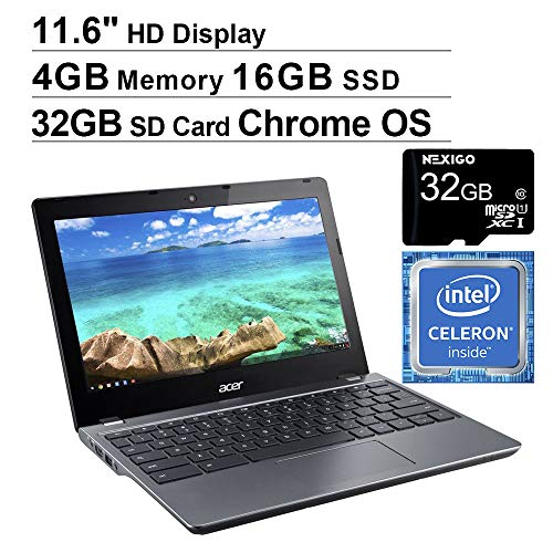Compare Acer Chromebook C740 vs other laptops