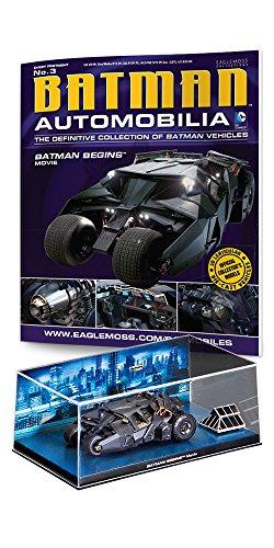 Batmóvel. Batman Begins. 2005 Batmobile