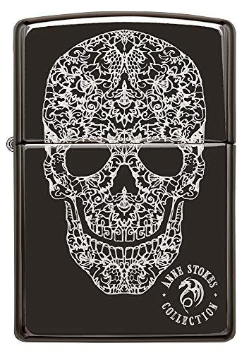 Zippo Skull Lighters 4