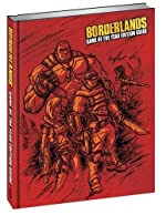 Borderlands Game of the Year Signature Series Strategy Guide de BradyGames