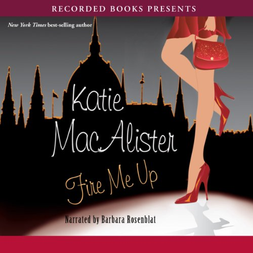 Fire Me Up audiobook cover art