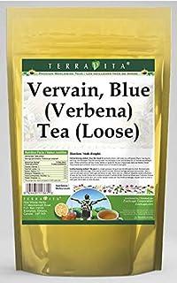 Vervain, Blue (Verbena) Tea (Loose) (4 oz, ZIN: 427155)
