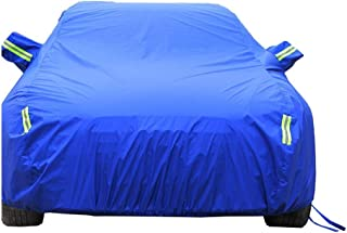 KTYXDE Car Clothing, Oxford Cloth Material, Car Cover, Car Cover, Anti-Scratch Car Cover (Size : 3 Series)