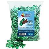 Andes Mints - Andes Creme De Menthe Thins - Green Candy - 3 LB Bulk Candy