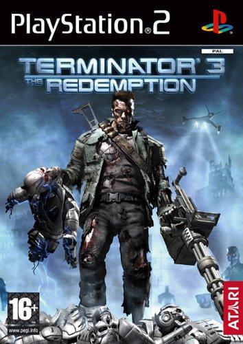 Terminator 3: Redemption (PS2)
