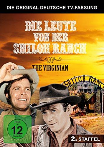Staffel 2 (Deutsche TV-Fassung) (5 DVDs)