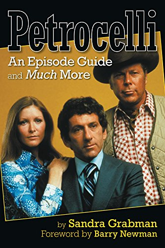 Petrocelli: An Episode Guide and Much More