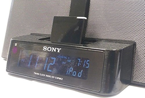 Adaptador inalámbrico Bluetooth para Sony Dream Machine ICF-C1iPMK2 Radio Altavoz Dock