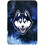 College Covers UConn Huskies Sublimated Soft Throw Blanket, 42' x 60' (SUBTH)