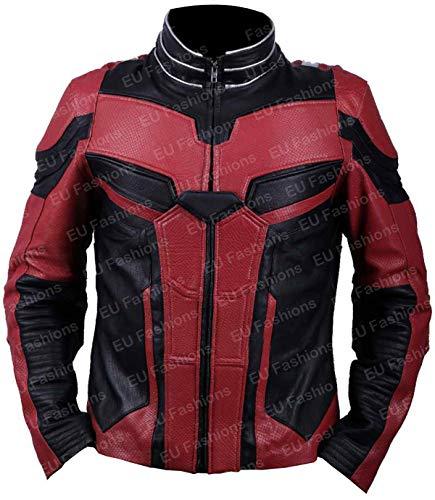 Endgame Superhero Ant Man Scott Lang - Chaqueta para disfraz