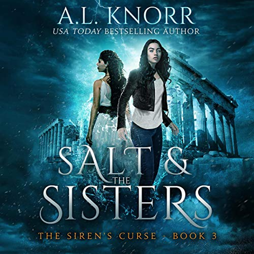 Couverture de Salt & the Sisters: The Siren's Curse, Book 3