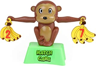 Shuohu Monkey Banana Game Math Balancing Scale Children Educational Toy Learning Aid