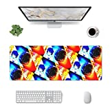 Fairy Tail Large Gaming Mouse Pad Natsu Dragneel Large Gaming Mouse Pad with...