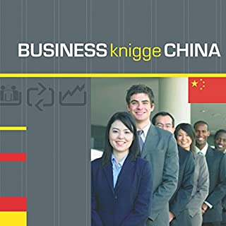 Business Knigge China Titelbild