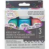 Testors Craft Farbe Set 3/Paket ISL & Farben Matt