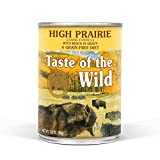 Taste Of The Wild Grain Free Real Meat Recipe Premium Wet Canned Stew...