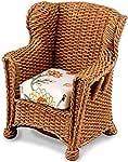 Amazon.es: sillas de mimbre