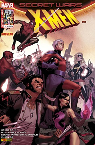 Secret Wars, Tome : X-men 1