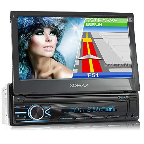 XOMAX XM-VN745 Mirrorlink GPS