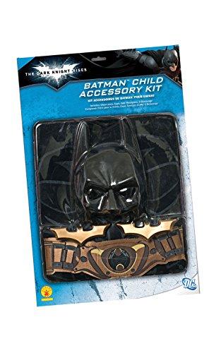 Rubie's-déguisement officiel - Batman - Déguisement Kit Déguisement et Accessoires Batman Dark Knight- I-5484
