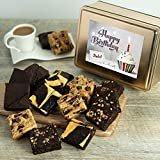 FOR SOMEONE WHO DESERVES ONLY THE BEST- Dulcet give basket includes: 3 brownies, 3 walnut brownies and 6 chocolate chip blondes. Our scrumptious ensemble is arranged into mouth-watering combinations for an unlimited combination of occasions! SURPRISE...