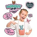 Mommy Pockets Mascota Interactiva Modelos Surtidos (BIZAK 35005999)