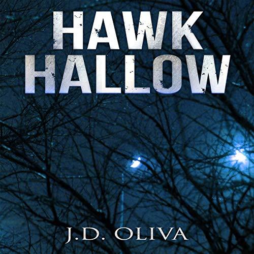 Hawk Hallow audiobook cover art