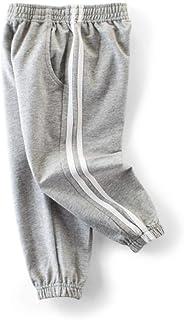 HOSD2019 Ropa de Primavera para niños Pantalones de chándal para niños Pantalones para niños Pantalones de algodón para be...