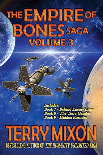 The Empire of Bones Saga Volume 3 (The Empire of Bones Saga Omnibuses) Kindle Edition by Terry Mixon  (Author)