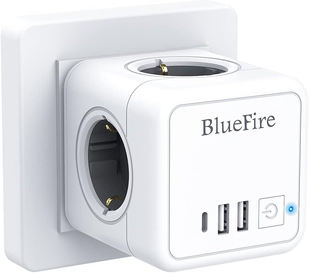BlueFire Enchufe USB