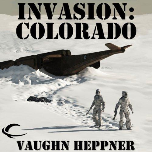 Invasion: Colorado cover art