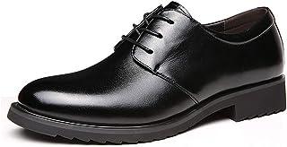 革靴 ビジネスシューズ メンズ ウォーキングシューズ おしゃれ ファッション 美脚 型押 コンフォート 防臭 通気性 厚底 リーガル フォーマル レースアップ 結婚式 冠婚葬祭 就活 リクルート 紳士靴 両色 24cm-27cm