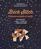 Brick stitch : méthode complète et motifs: 80 tissages de