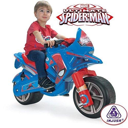 Feber 64760 Veicolo elettrico Ultimate Spider-man, 6 V