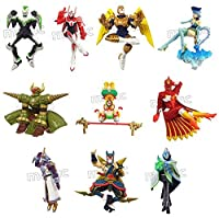 TIGER&BUNNY EDGE OF HERO (マスコット) BOX商品 1BOX = 10個入り、全10種類