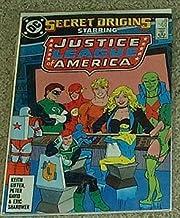 Secret Origins Starring Justice League America No 32 Nov 1988