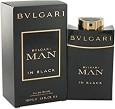 Bvlgari Man In Black Cologne Perfum Eau De Parfum Spray 3.4 fl, oz. 100 ml