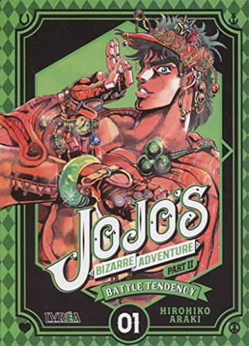 Jojo's Bizarre Adventure Parte 2: Battle Tendency 1: 4