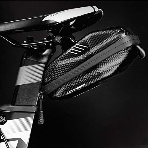 No Logo fietstas fietstas achteraan waterdichte fietstas zadeltas MTB reflecterende accessoires voor MTB outdoor