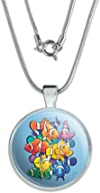 GRAPHICS & MORE Clowns Clownfish Fish Rainbow 1