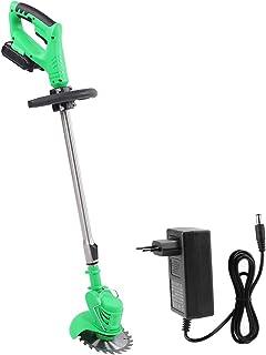 Cortacésped eléctrico Cortadora de césped de jardín de grado industrial Herramientas Cortacésped de operador a pie 650W AC100‑240V 50/60Hz(EU Plug)
